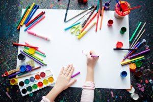 Çocuklardaki Yaratıcılık
